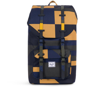 Herschel Little America Backpack beige/blue